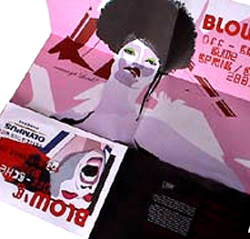 London Fashion Week Poster Artwork